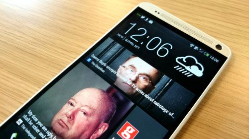 HTC One Max Hands On Review