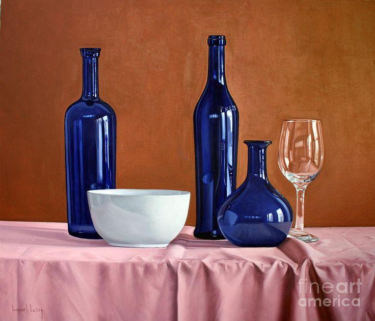 Best William Bailey Images On Pinterest Oil Paintings - Hyper realistic paintings nunez