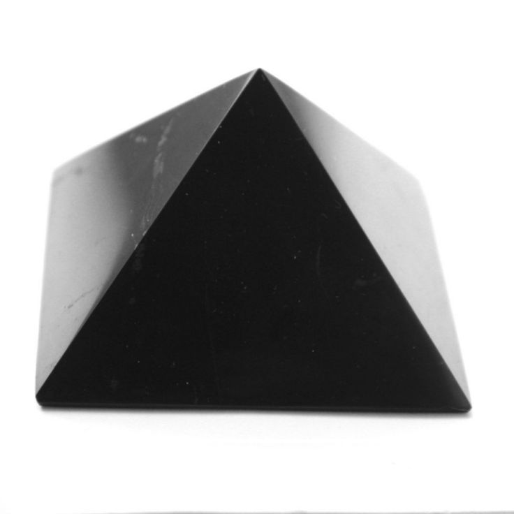 Buy in Los Angeles 30 mm Polished shungite pyramid $3.99