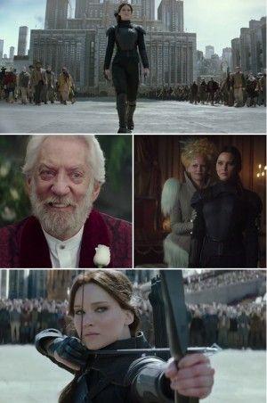 ENFIN! La première bande-annonce de Hunger Games: Mockingjay Part 2 est sortie