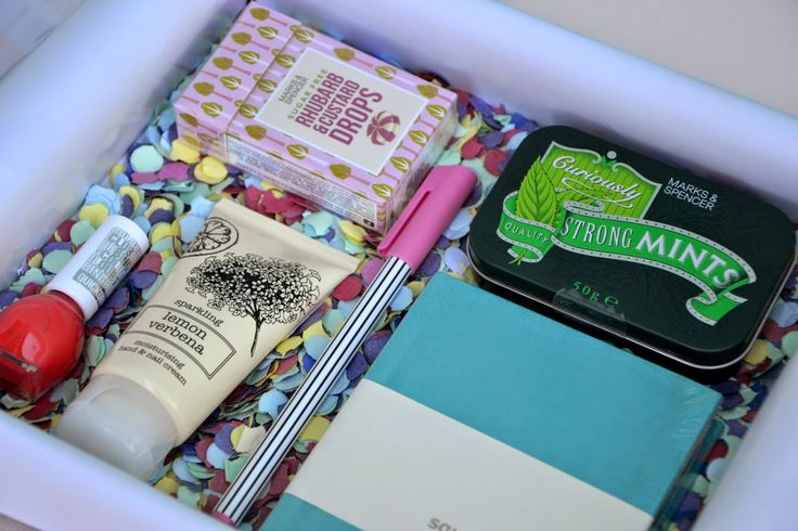 DIY / Summer box