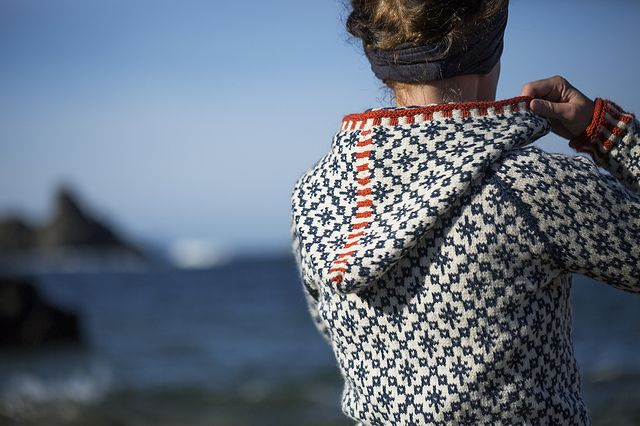 Ravelry: The Oa pattern by Kate Davies