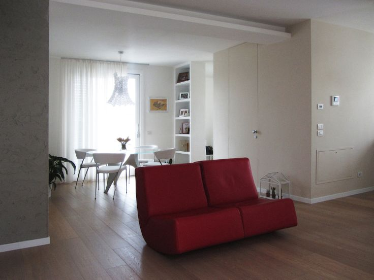 G&D Home #living room #red