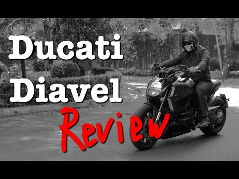 Ducati Diavel 2015 facelift and 2013 - YouTube