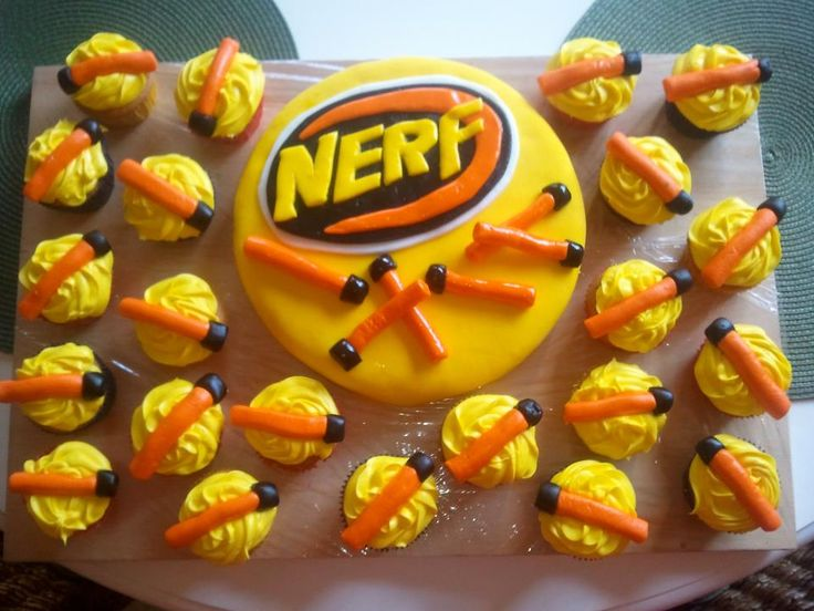 Image result for nerf food