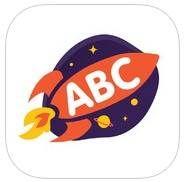 ABC-raketen - ett spel där barn får öva på att känna igen ord, rimma, stava och sätta ihop sammansatta ord.............  ABC-raketen är en gratis-app för iPhone och iPad och en del av Utbildningsradions storsatsning på barns läsning. Den passar perfekt för barn 5-7 år som precis håller på att lära sig läsa.    #mobilapp #appar #iPhone #iPad