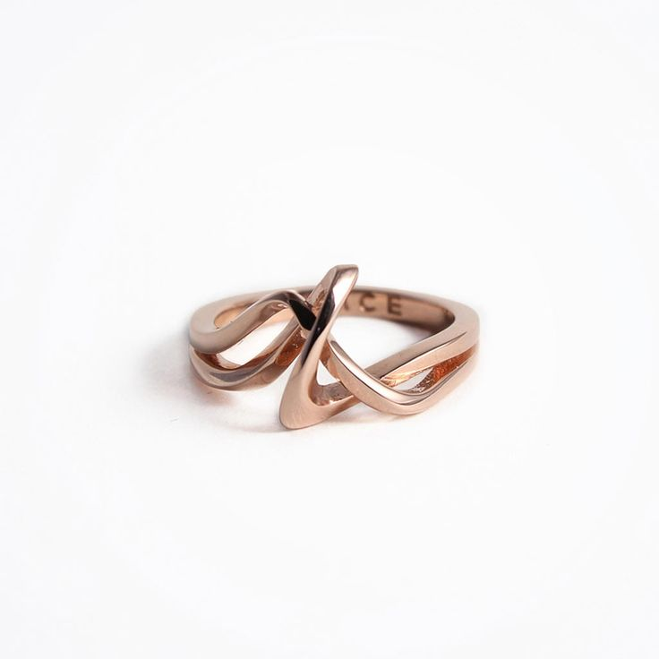 Amare Ring - LACE by Jenny Wu | http://adornmilk.com