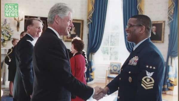 african american coast guard   News video: African American Coast Guard Officer Proves Anything is ...