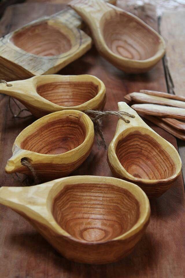 Yoav Yelkeryam lovely bowl spoons or scoops