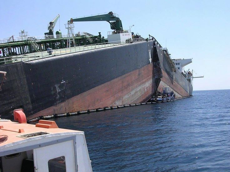 A lot of marine accidents involving failure of the ship hull structures occurs because of a crack in the midship region or a total split-off of the hull girder. This article gives an insight into the causes that lead to the failure of the ship's hull girder from a longitudinal strength point of view.