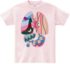 臓器 : 6wk2 [フライスTシャツ] - デザインTシャツマーケット/Hoimi(ホイミ)