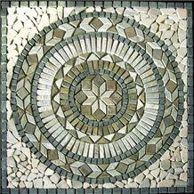 Slate Mosaic Medallion