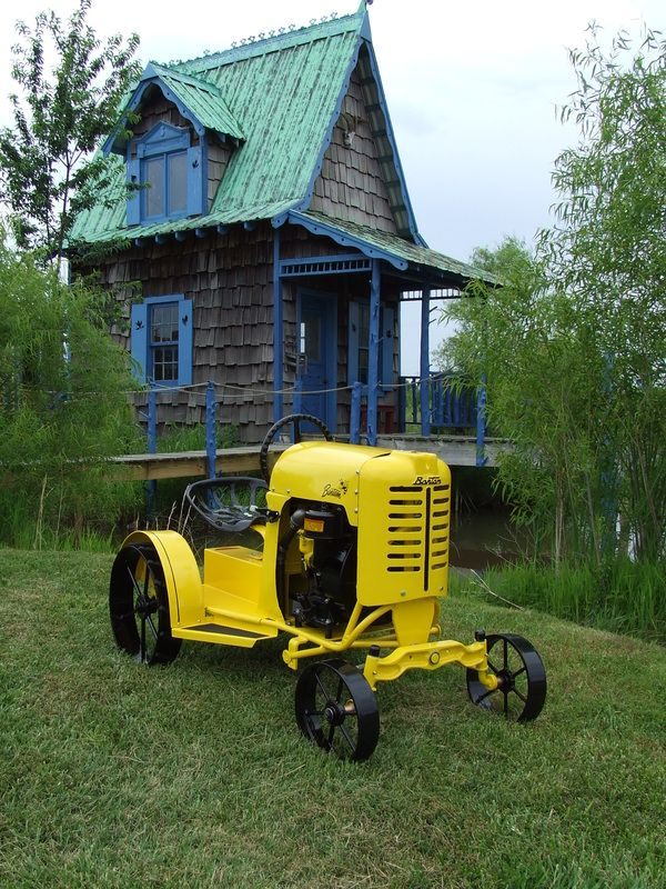 17 Best images about Garden tractors on Pinterest John deere