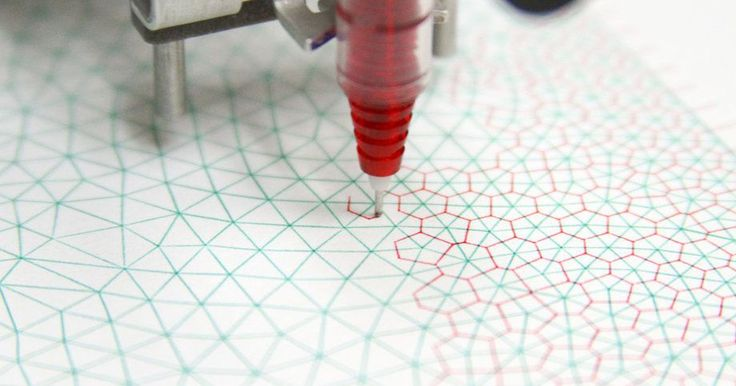 Kaleminizi oynatmay bile gerek olmayacak mı? Eli kalem tutan robot http://mashable.com/2016/12/13/handwriting-robot/