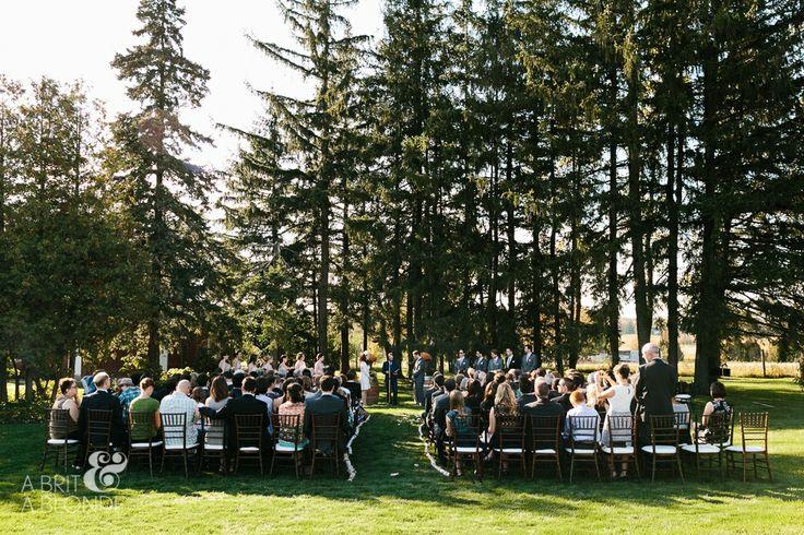 A stunning wedding at Cambium Farms shot by A Brit & A Blonde! #barnwedding #ontariobarnwedding #caledon #rusticvenue #elegance #toronto #fallwedding #farmceremony  www.cambiumfarms.com www.abritandablonde.com