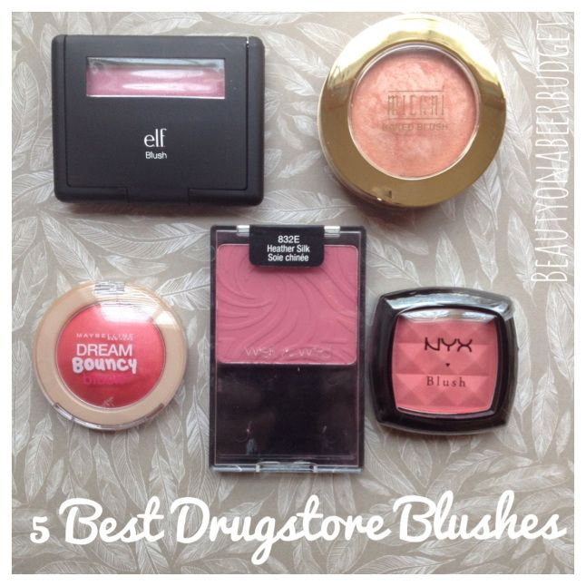 5 Best Drugstore Blushes- Are they Worth the Hype?