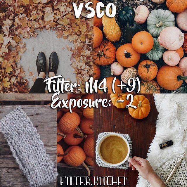 Type: free Hella cute autumn filter