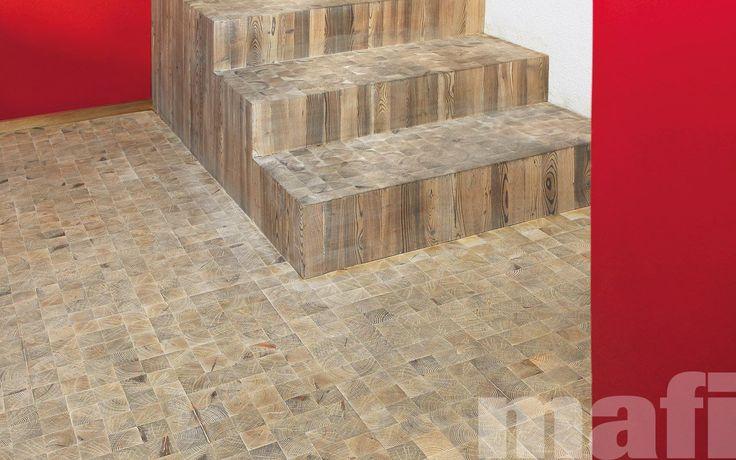 Domino Larch Sanded White Oil   Timber Floors   Mafi