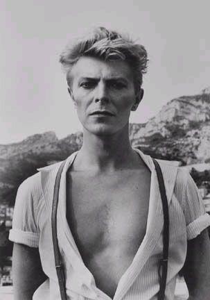 Helmut Newton- Bowie
