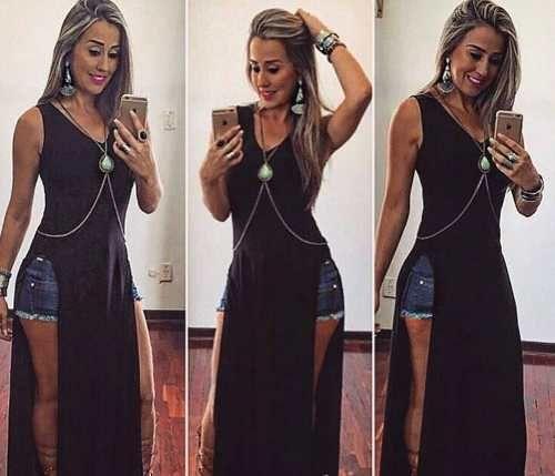Regatão Feminino Blogueiras P M G - R$ 49,99