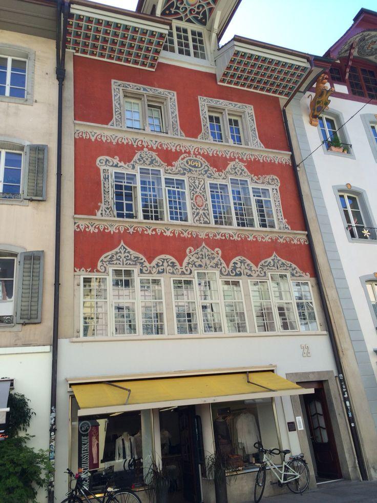 Nice House Altstadt Aarau Switzerland