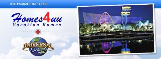 Universal Orlando Vacation Package