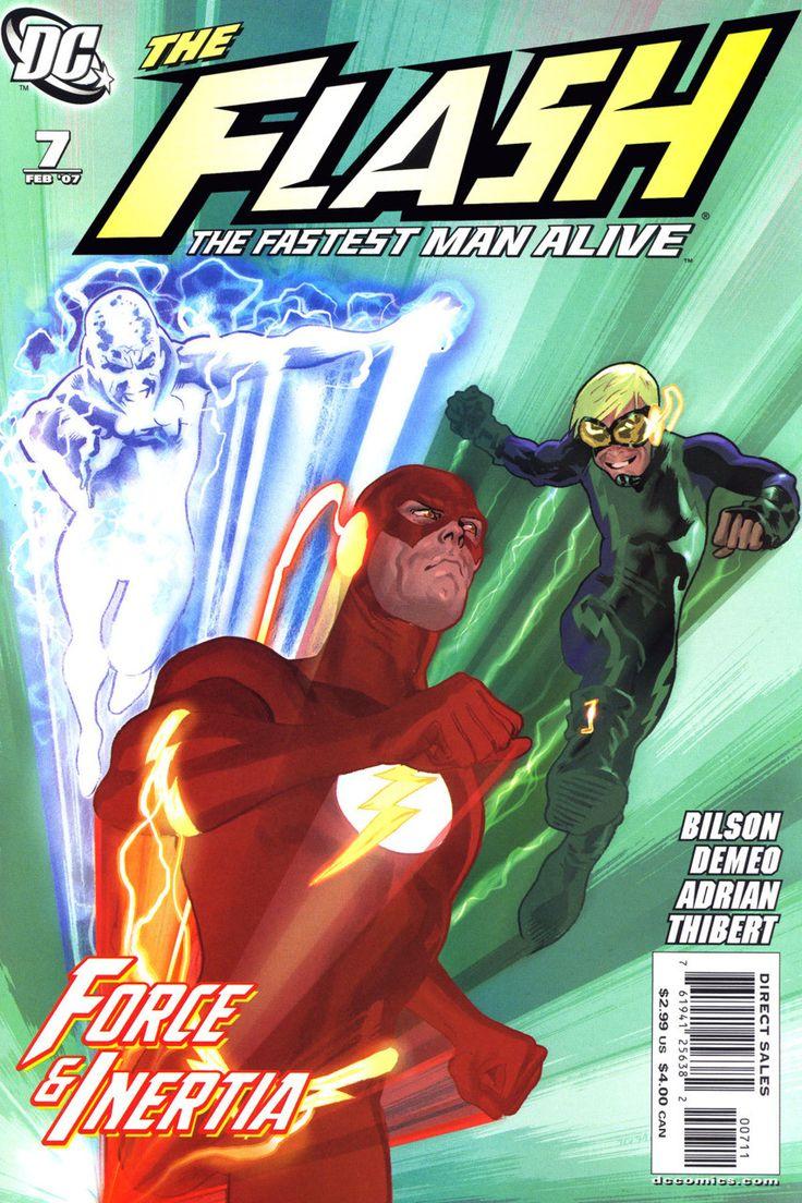 DC Comics - Flash: The Fastest Man Alive (2006) #7