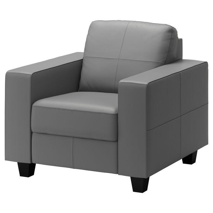 Furniture And Home Furnishings Ikea Leather Sofa Ikea Armchair