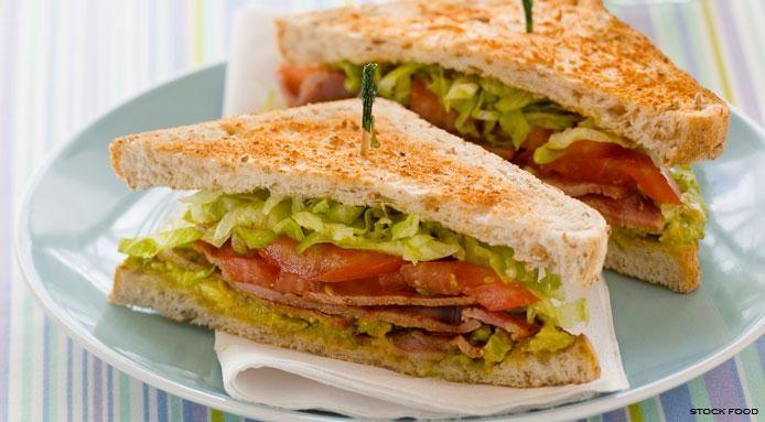 Recipe for BLT Sandwiches