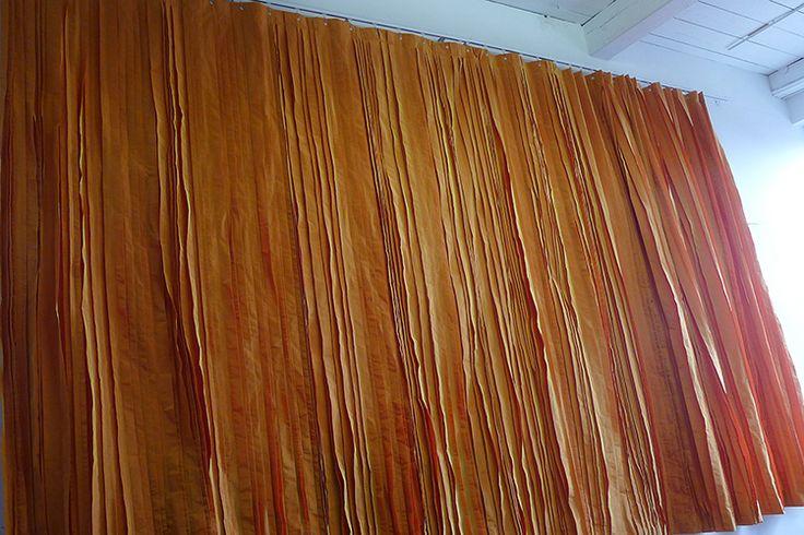 Elodie Blanchard Curtain - pleats