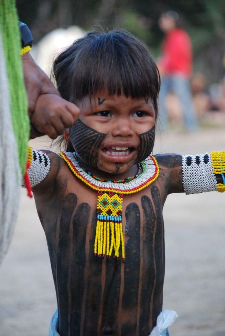 indios kayapo - Google Search
