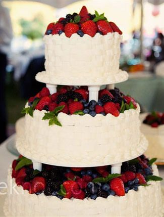 7 Pretty Patriotic Cakes for the Fourth ofJuly!