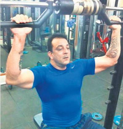 Sanjay Dutt Workout