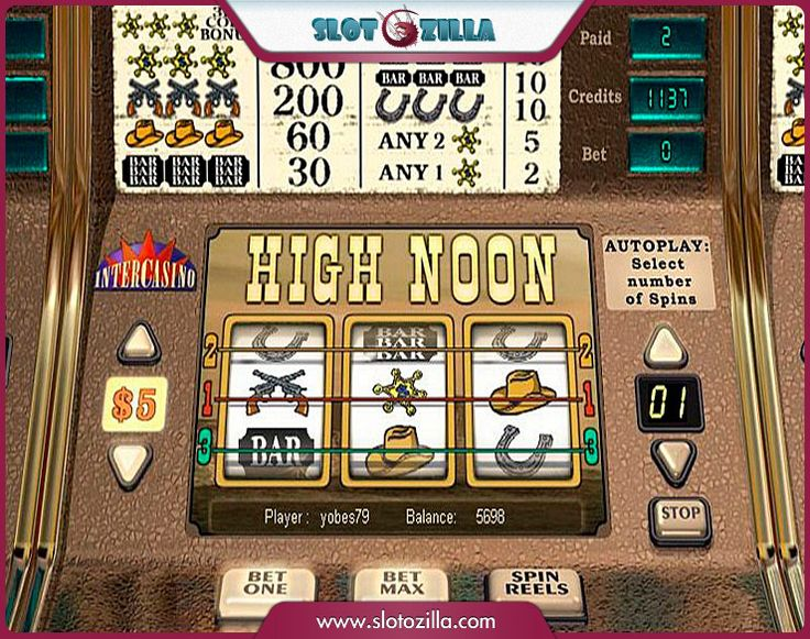 Free 3 reel slots games online at Slotozilla.com
