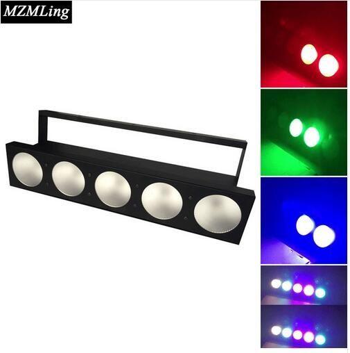 (149.00$)  Buy here  - 5*12w RGBW 4-In-1 Matrix Light Led Wall Wash Light 5/9CH DMX Washer Led Outdoor /Flood Light Stage DJ /Bar/Home Lighting Effec