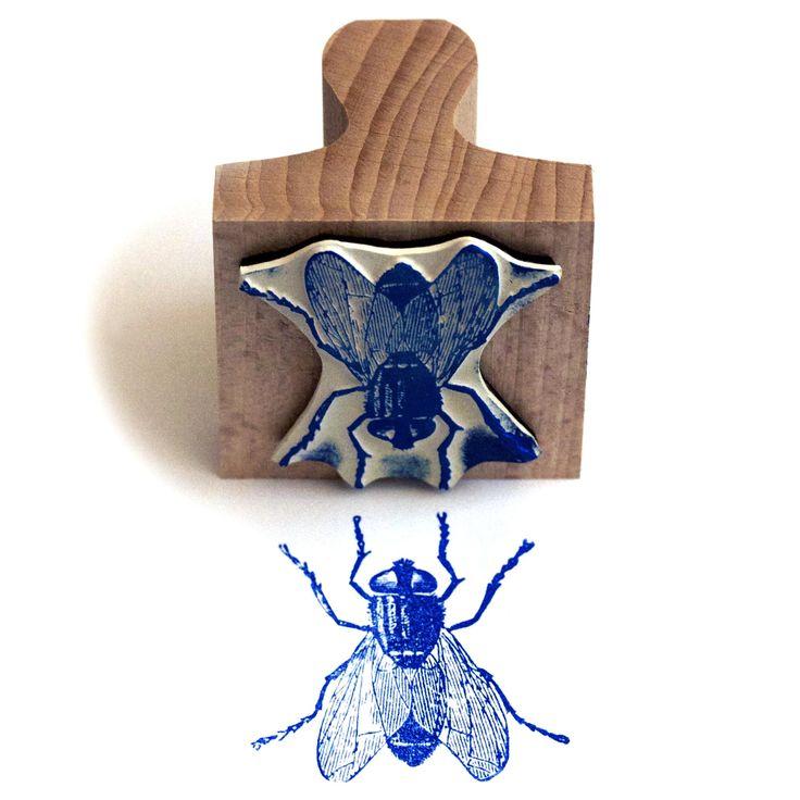 le Tampographe — Grosse mouche