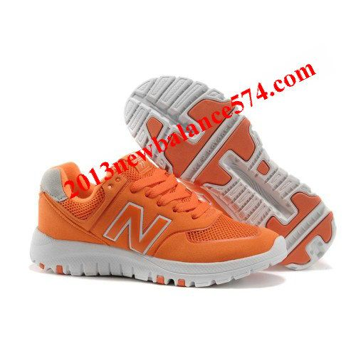 New Balance WS77OG retro women Running shoes Orange White,Half Off New  Balance Shoes 2013