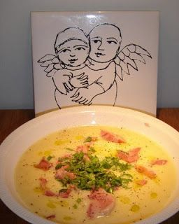 Pea & Ham Soup in Thermomix