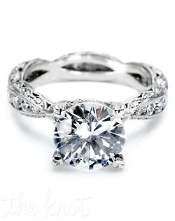 Love Love Love. Tacori 2578 RD 9 2578 RD 9 Engagement Ring