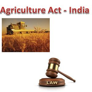 Check out and search the entire Indian Agriculture Act. This is an Act to provide for the establishment of an Authority for the development and promotion of exports of agriculture and processed food products. It is called the Agricultural and Processed Food Products Export Development Authority Act and extends to the whole of India. Read the entire Agriculture Act of India. Search at will. All sections of the Act are available in the app. Whether you are a layperson, agriculturist…