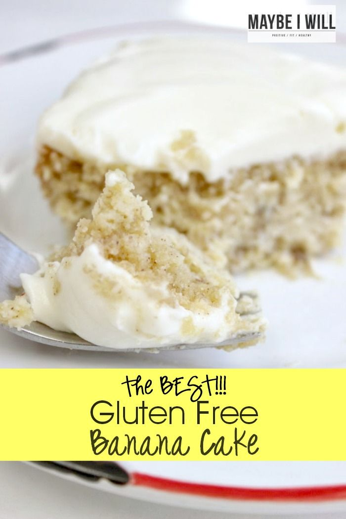 Gluten Free Banana Cake with Sugar Free Cream Cheese Frosting... OMG this stuff is the bomb.com