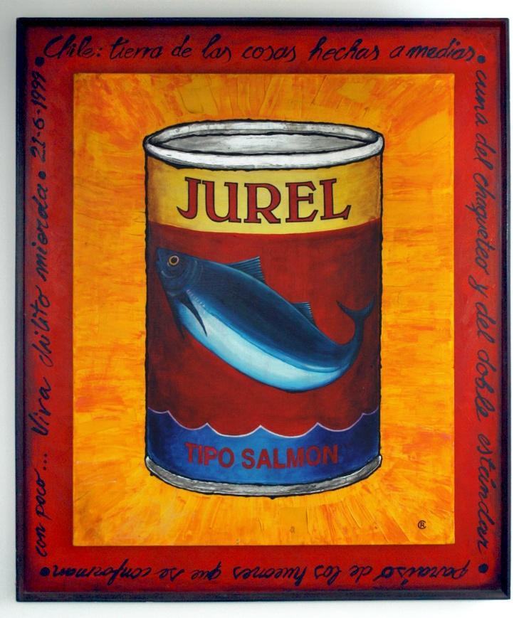 Acrílico sobre tela y madera 114 x 96