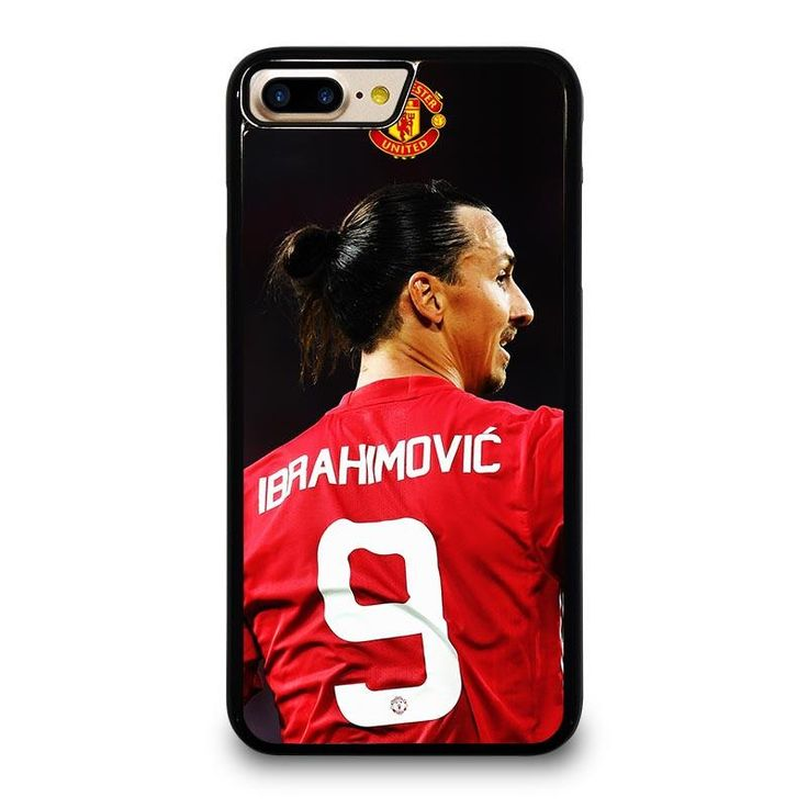 IBRAHIMOVIC MANCHESTER UNITED iPhone 4/4S 5/5S 5C 6/6S 6/6S 7/7S Plus SE Case Cover