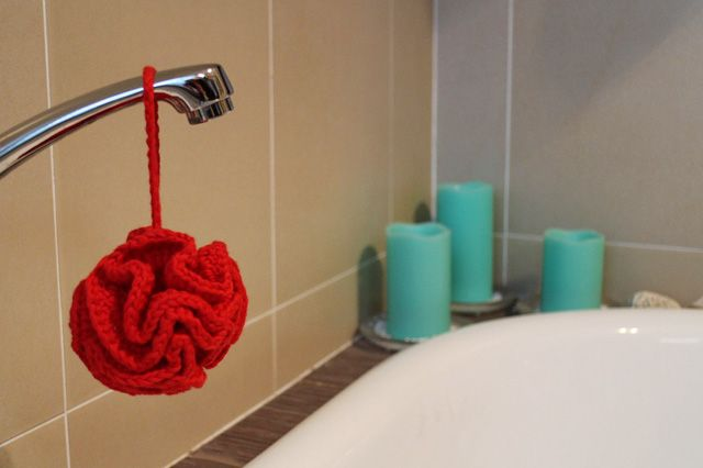 This would make a great gift to put in a Spa gift basket! If done with cotton you can easily throw it in the washing machine to keep it clean! :)