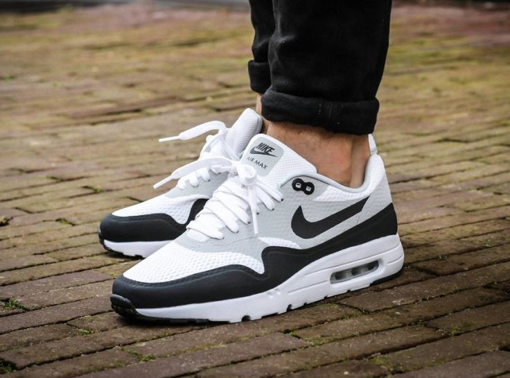 Où trouver la Nike Air Max 1 Ultra Essential 'OG Mesh Black 99' ?