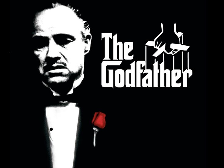 The Godfather.... Epic!!