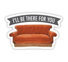 Friends: Stickers | Redbubble