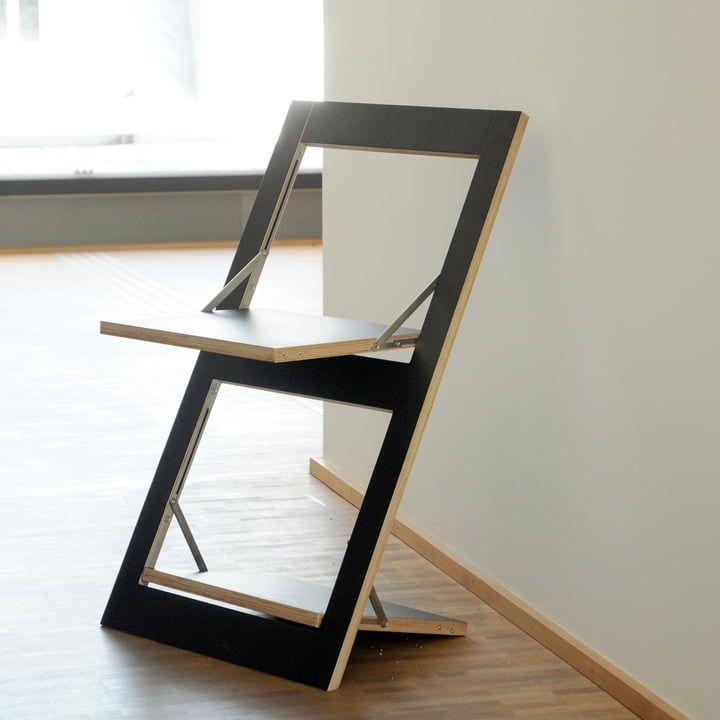 Design Klappstuhl Flapps Kittchen Von Ambivalenz Design Tisch