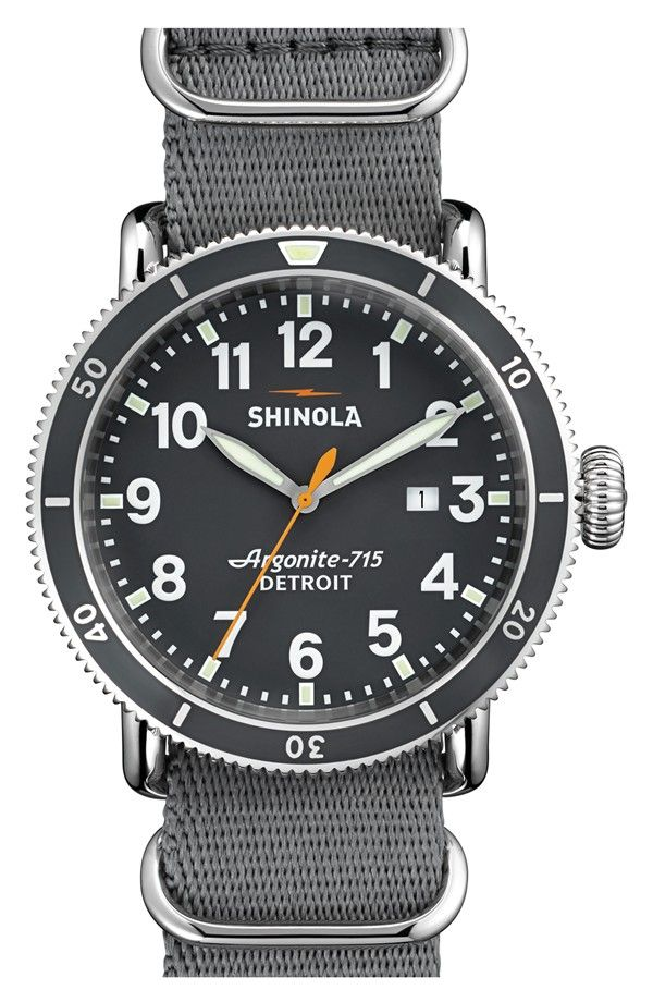 'The Runwell' Shinola Watch #giftsforhim