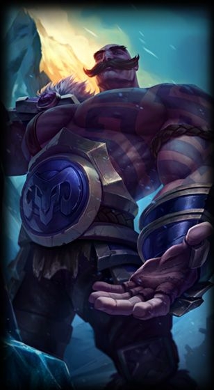 Braum the Heart of the Freljord